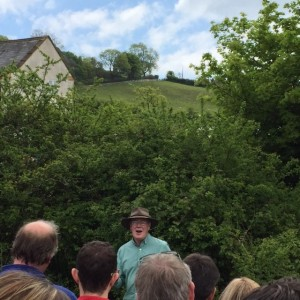 Foraging talk - John Wright - Ask me about Slider (Sloe Cider)